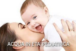 Acqua in età pediatrica