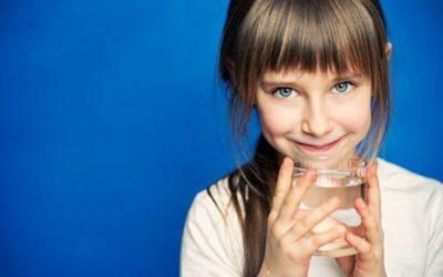 Disidratazione nei bambini, parla l'esperto.